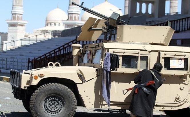 Yemen. Rebelii Houthi deţin acum controlul TOTAL asupra capitalei Sanaa
