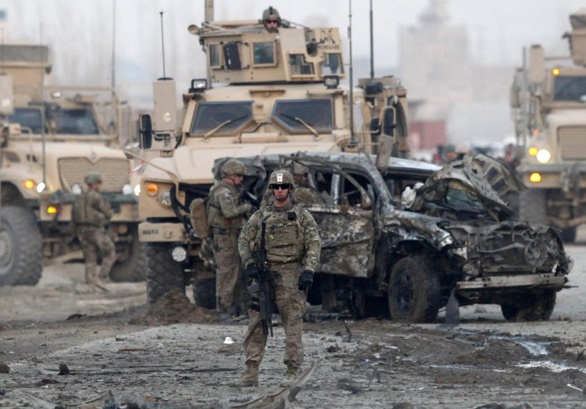 Atac cu maşină-capcană la Kabul împotriva unui vehicul al Ambasadei Turciei