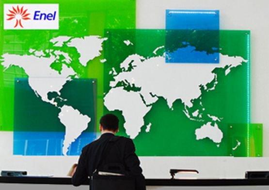 Guvernul italian vinde 5,74% dintre acţiunile deţinute la Enel, pentru 2,2 miliarde de euro