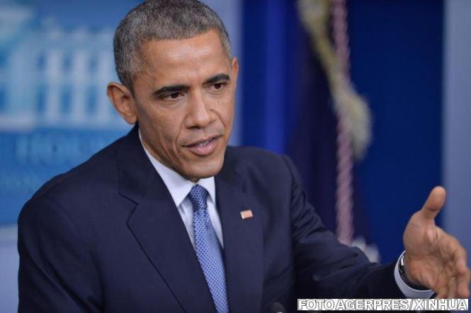 Barack Obama se va întâlni cu Donald Tusk pe 9 martie