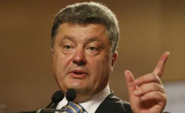 """Ucraina: Poroșenko denunță o """"atingere gravă a încetării focului"""""""