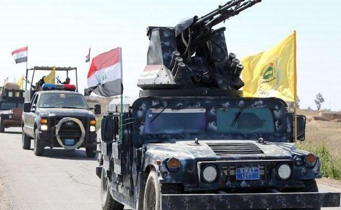 Guvernul irakian a declanşat o contraofensivă militară de amploare