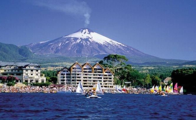 Erupţia unui vulcan din Chile a determinat evacuarea de urgenţă a 3000 de persoane