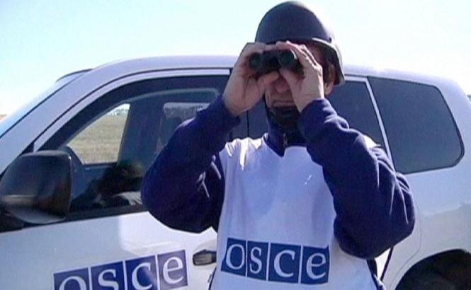 OSCE este incapabilă să verifice retragerea armamentul greu din Ucraina