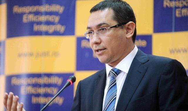 Ponta: În contextul situației regionale, România a rămas cea mai stabilă țară