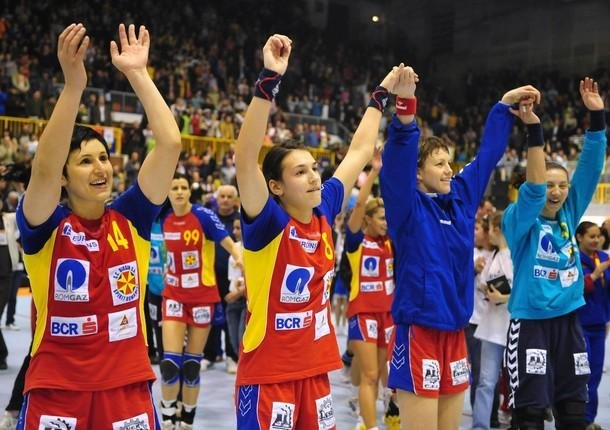 Handbal feminin: Lotul României pentru Trofeul Carpați
