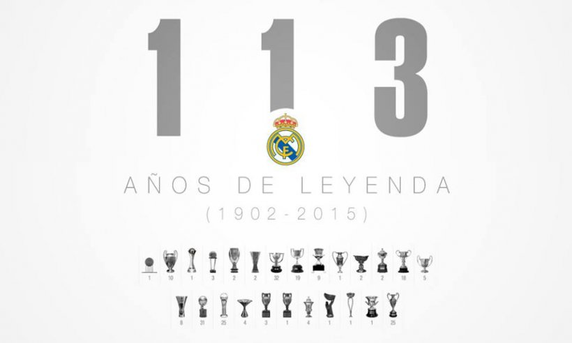 """Sărbătoare """"galactică"""": Real Madrid împlineşte 113 ani de existenţă"""