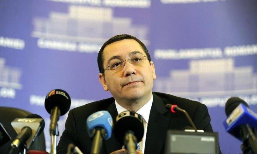Ponta: Am vrut să merg cu mama la DNA, mi-a zis că se va spune că influenţez justiţia