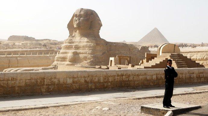 Un predicator kuweitian cere Statului Islamic să distrugă Sfinxul şi piramidele egiptene