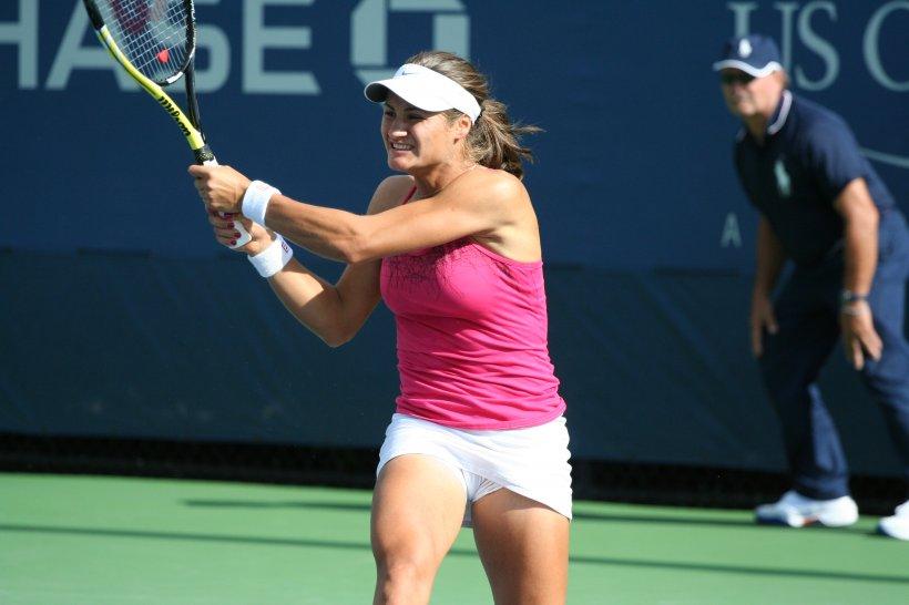 Monica Niculescu s-a calificat în turul doi la Indian Wells