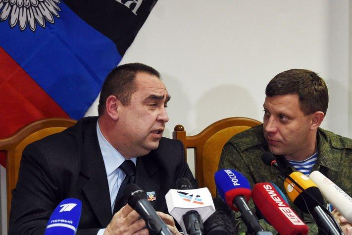 Republicile separatiste din Ucraina cer Franţei şi Germaniei să impună sancţiuni împotriva Kievului