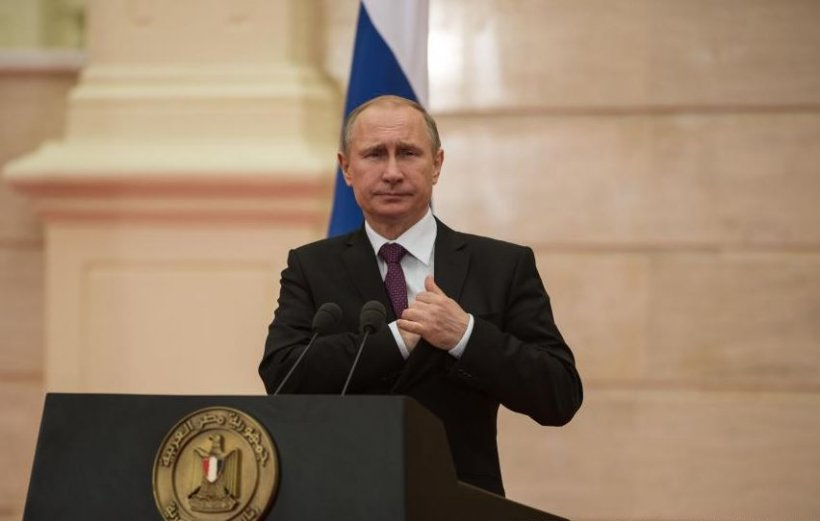 """Crimeea, UN AN de la anexare: Putin admite impactul sancţiunilor impuse de Occident şi vorbeşte despre """"recâştigarea rădăcinilor istorice"""""""
