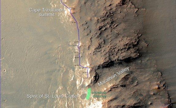 """Descoperire UNICĂ făcută de roverul Opportunity, pe Marte: """"Nu am mai întâlnit asta până acum"""""""