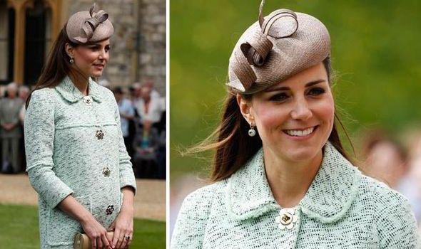 Când va naşte ducesa de Cambridge. Kate s-a dat de gol fără să vrea şi a dezvăluit secretul ţinut de Casa Regală