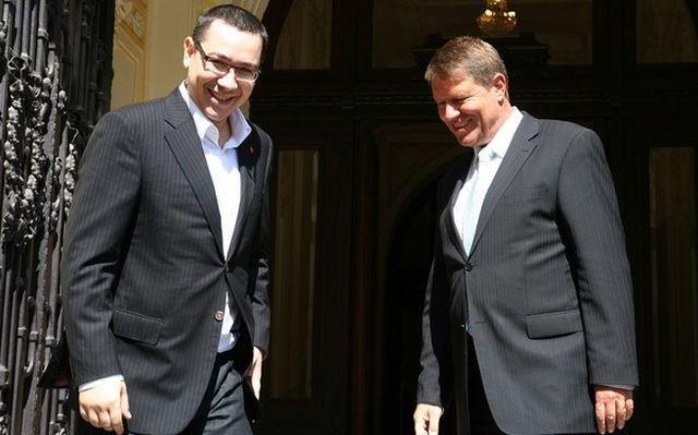 Ponta îl aşteaptă pe Iohannis pentru a discuta numele noului ministru de Finanţe