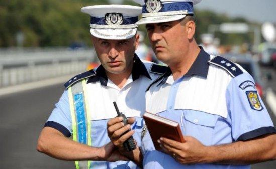 Poliţia Română sărbătoreşte în avans 193 de ani de la înfiinţare
