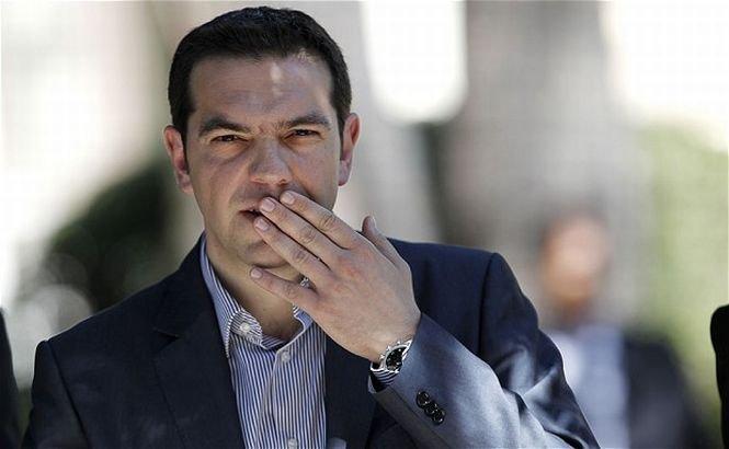 Premierul Greciei a avertizat-o pe Merkel de imposibilitatea plăţii datoriilor