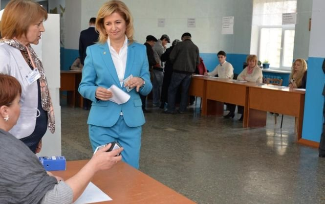 Rezultate preliminare: Irina Vlah, aleasă başcan al Găgăuziei