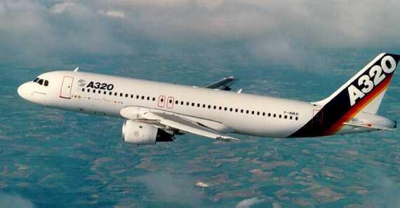 Airbus A320, unul dintre cele mai populare modele din lume