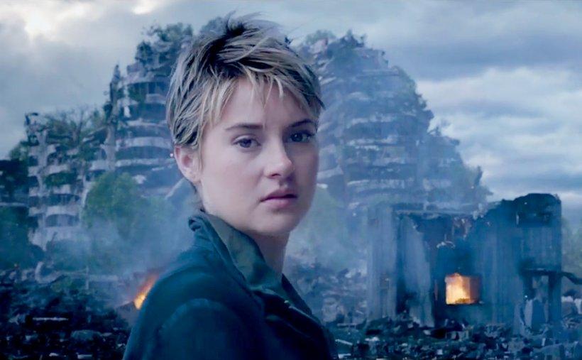 """""""Insurgent"""", pe primul loc în box office-ul românesc de weekend"""