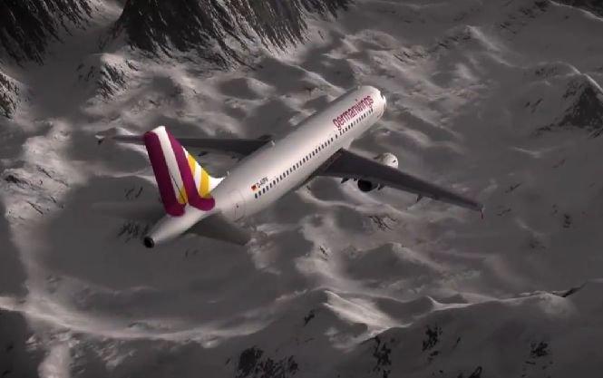 """""""Aeronava nu a căzut din cer"""". Reconstituirea traseului avionului care s-a prăbuşit în Alpii francezi"""