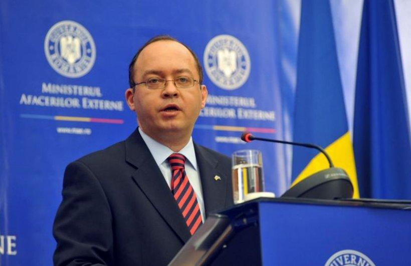Ministrul Afacerilor Externe salută nominalizarea lui Hans G. Klemm ca ambasador al SUA în România