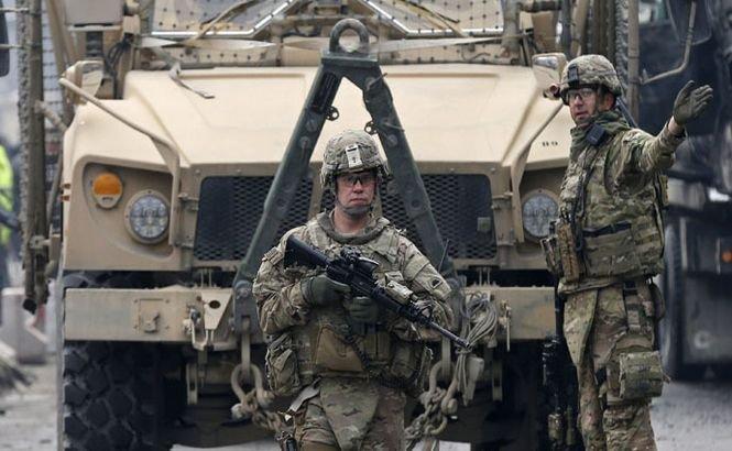 Trupele americane vor păstra în Afganistan 9800 de militari