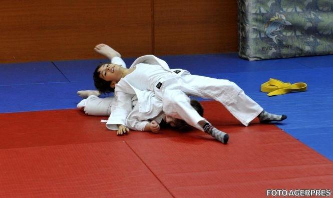 Două medalii de aur pentru România, la Cupa Europeană de judo pentru juniori