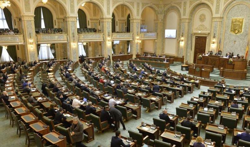 PROIECT: Senatul vrea să modifice codul în privinţa încătuşării