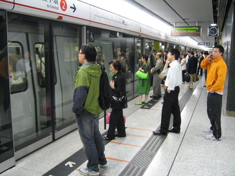 Metroul din Hong Kong, o afacere cu profit anual de miliarde