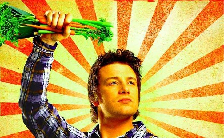 Jamie Oliver pregăteşte o revoluţie mondială