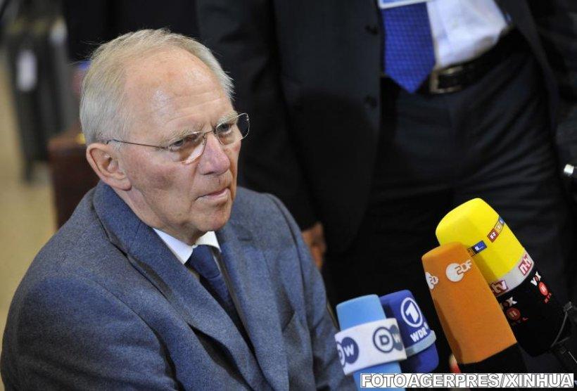 Ministrul german de finanțe EXCLUDE din nou orice reparație de război pentru Grecia