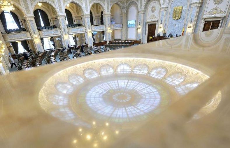 Guvernul NU vrea pensii speciale pentru parlamentari