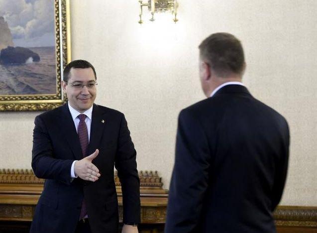 Ponta şi Iohannis, discuţii pentru achiziţionarea a DOUĂ AVIOANE