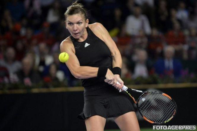 Simona Halep se menţine a doua în clasamentul WTA