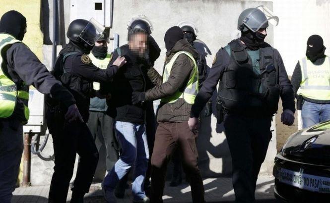 Două persoane au fost arestate în Barcelona pentru că făceau propagandă Statului Islamic