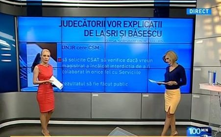 UNJR: CSAT să verifice dacă sunt acoperiţi în justiţie