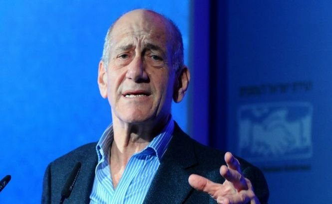 Fostul premier israelian a fost condamnat la opt luni de închisoare
