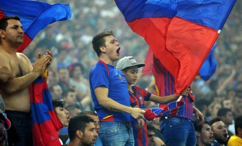 TRIPLĂ ISTORICĂ în fotbalul românesc, realizată de Steaua
