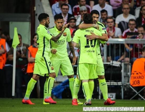 FC Barcelona a câştigat Liga Campionilor pentru a cincea oară. 3-1 în finala cu Juventus