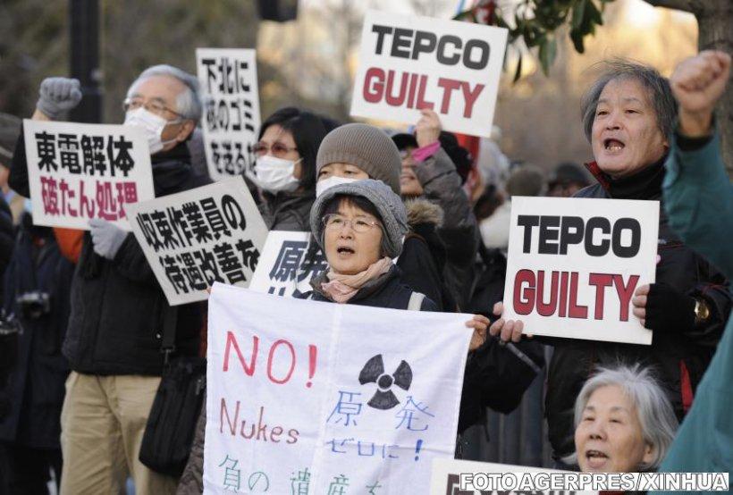 Japonia: Peste 7.000 de persoane cer compensaţii pentru accidentul nuclear de la Fukushima