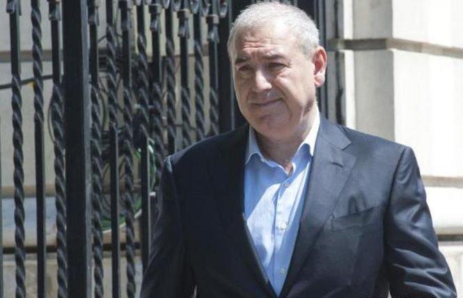 Dorin Cocoş şi fiul său au scăpat de arestul la domiciliu în dosarul ANRP
