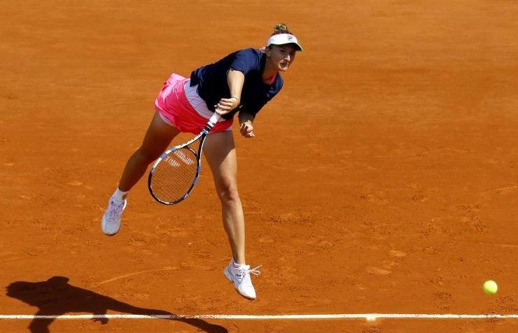 Irina Begu o ÎNVINGE pe rusoaica Daria Gavrilova şi SE CALIFICĂ în turul doi de la Wimbledon