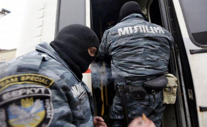 Ucraina. Un ofiţer din Berkut a fost acuzat pentru uciderea manifestanţilor din Euromaidan
