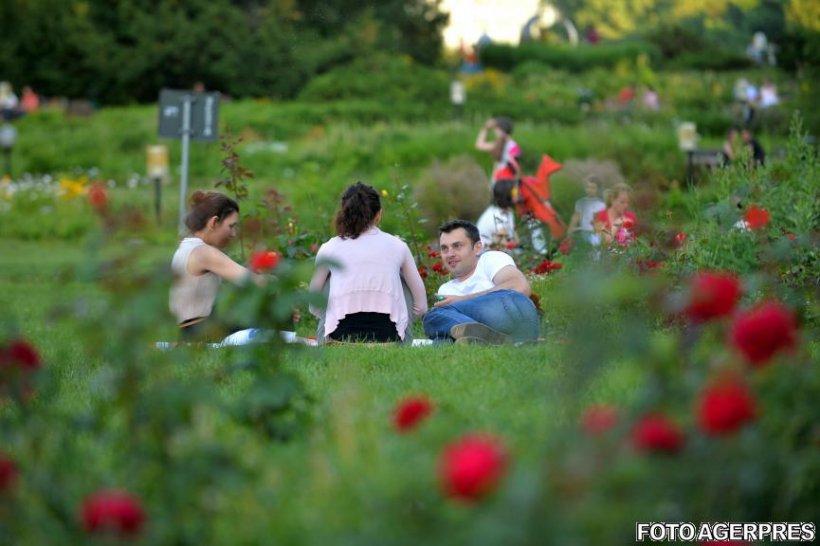 Cinematograful în aer liber din Herăstrău se redeschide vineri