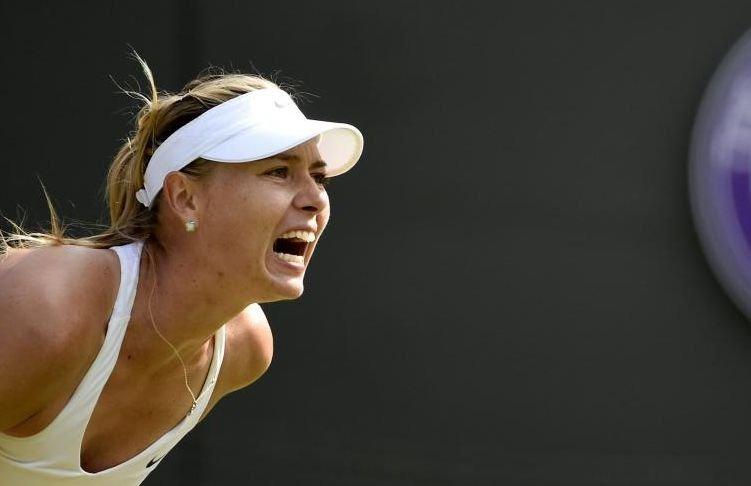 Irina Begu a fost ÎNVINSĂ de Maria Şarapova, în turul al treilea de la Wimbledon