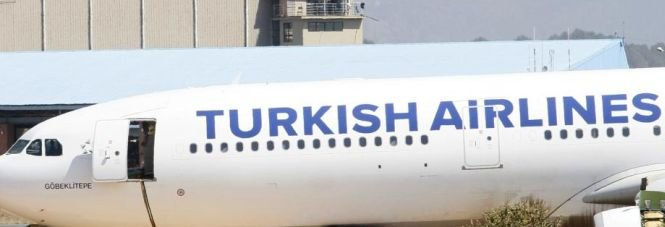 Ameninţare cu BOMBĂ la bordul unui avion Turkish Airlines