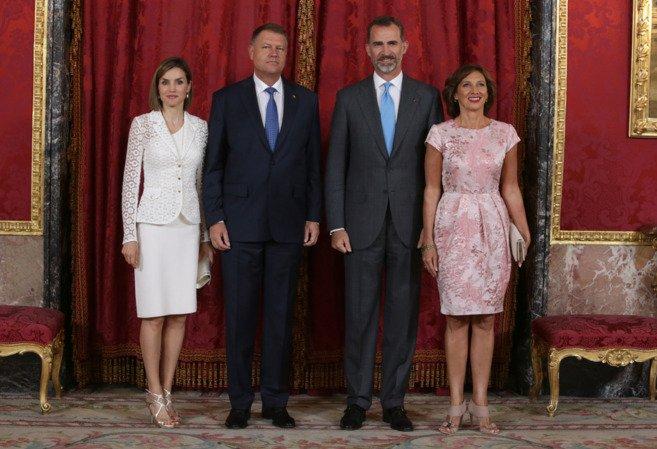 Klaus și Carmen Iohannis, poveste de dragoste în presa spaniolă