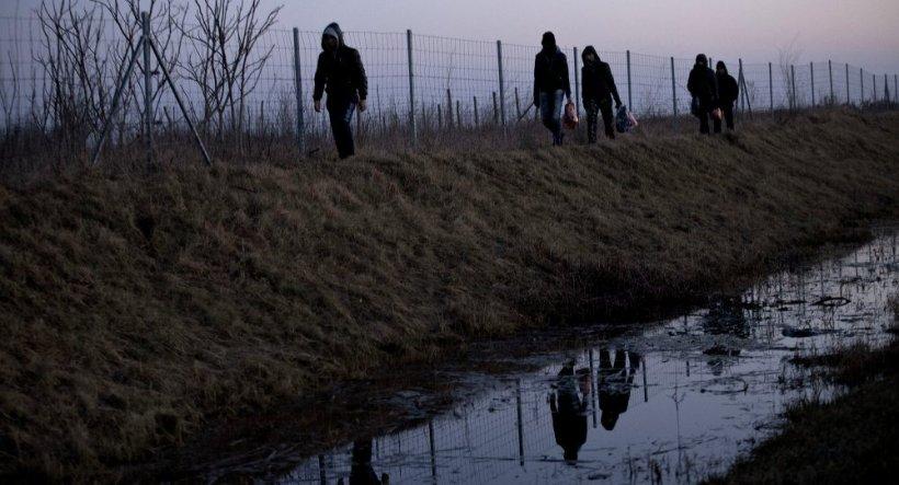 Tensiuni diplomatice între Serbia şi Ungaria, din cauza zidului de la graniţă