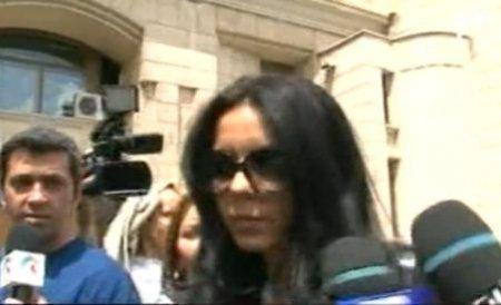Soţia lui Codruţ Marta, condamnată la trei ani de închisoare cu suspendare în dosarul de proxenetism